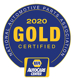 NAPA 2020 Gold Certified