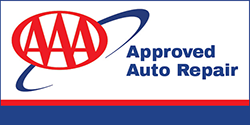 Approved Auto Repair logo